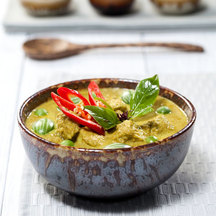 Thaise curry